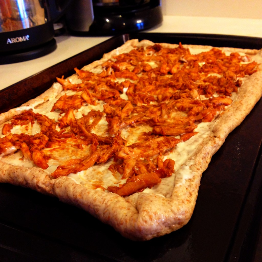 BBQ Chicken & Ranch Pizza II