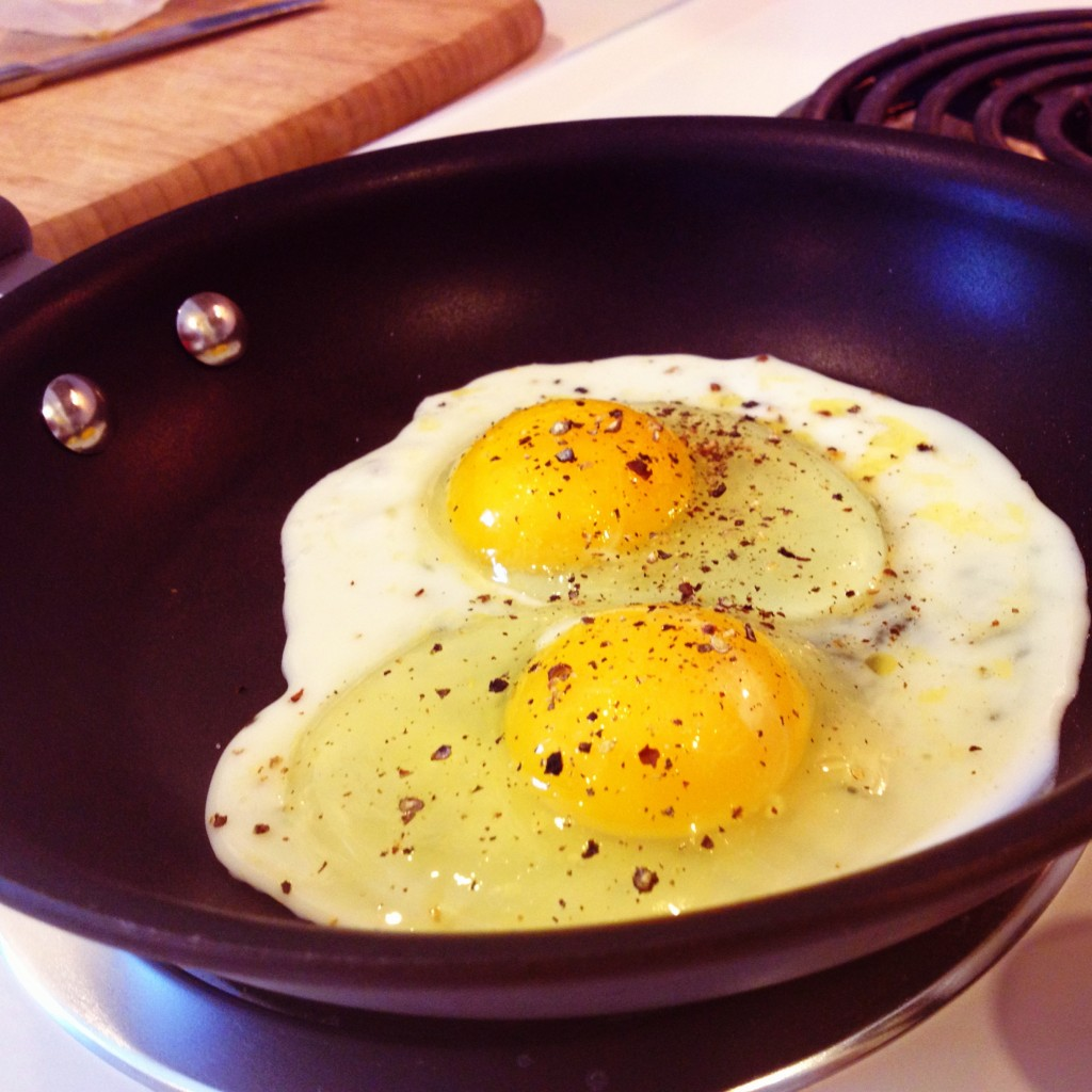 Eggs for Steak and Eggs