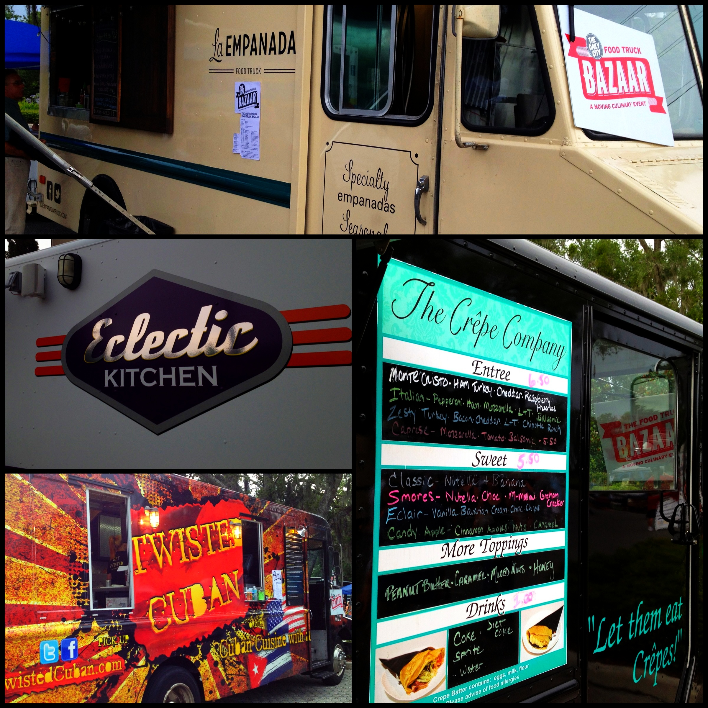 French Crepe Food Truck Orlando