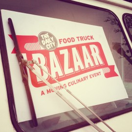 Food Truck Bazaar + Assortment of Delicious