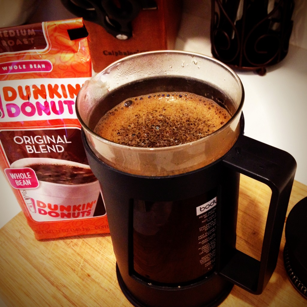 Date Night French Press Coffee
