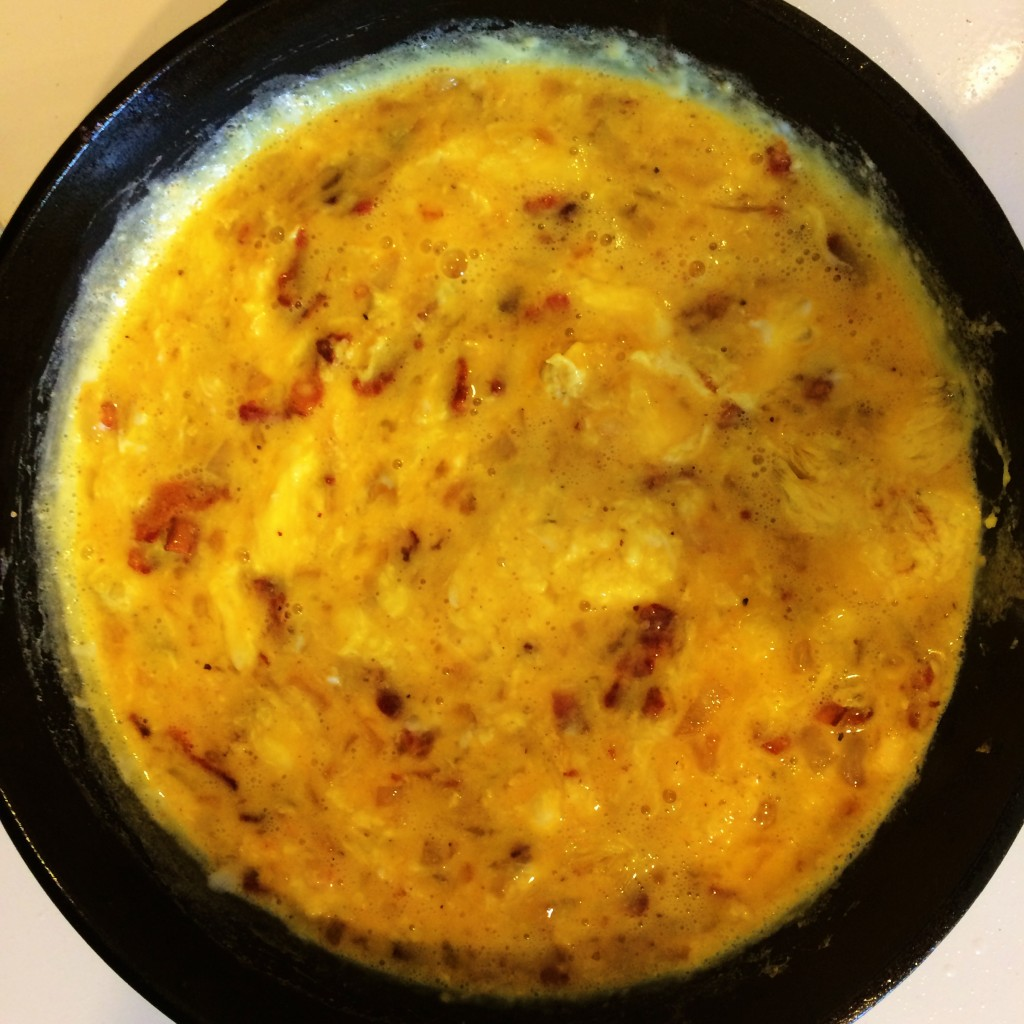Eggs for Good Eats Frittata