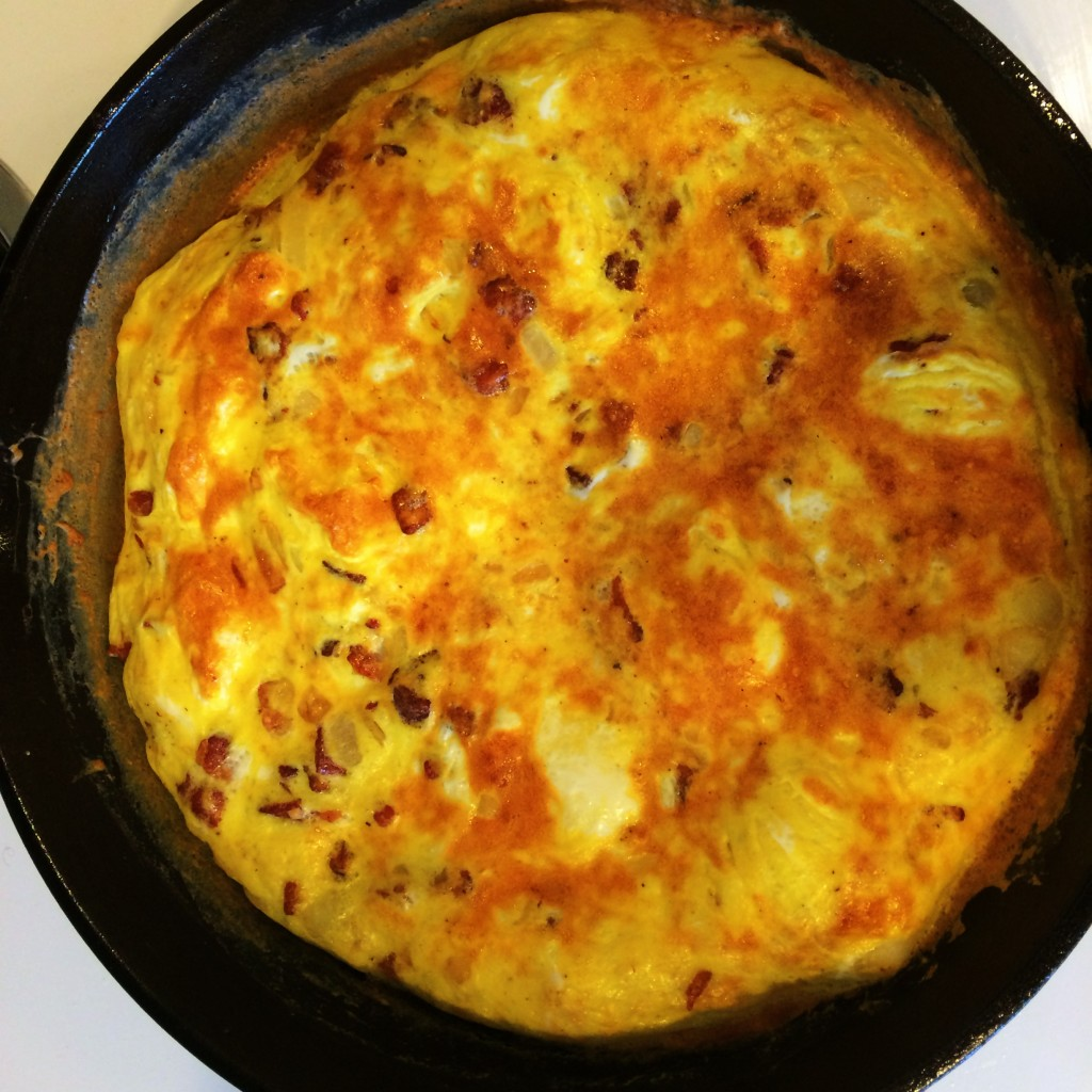 Good Eats Frittata