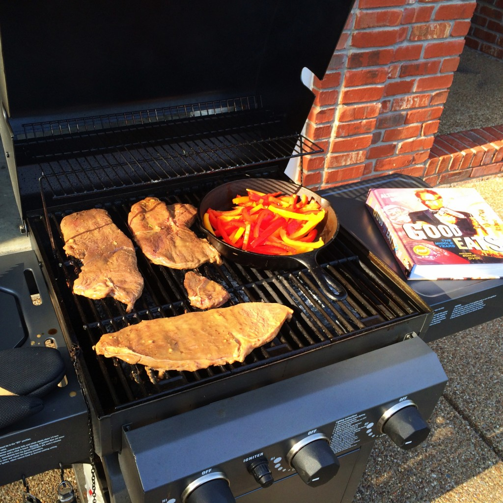 Grilling Good Eats Skirt Steak