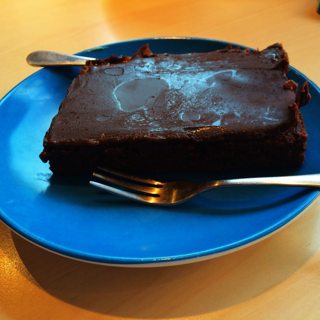 BLU Boy Chocolate Brownie